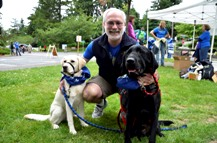 Our Seattle Veterinarians Participates in Furry 5K Walk For Charity
