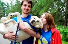 Seattle Veterinarians Take a 5K Stroll for Charity